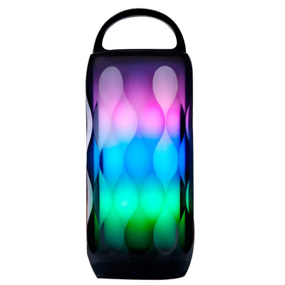 Bluetooth Wireless Speakers Portable LED Light Built-in-Mic,Handsfree Call NEW