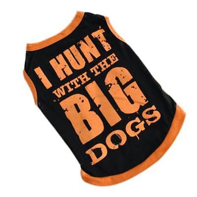 I Hunt With The Big Dogs- Dog Sweater