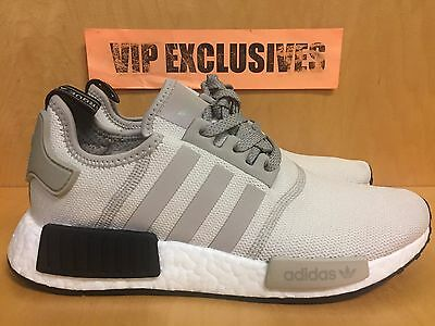 e24a149f ADIDAS NMD R1 Tan Cream White Black 3M Nomad Runner Originals S76848 LIMITED