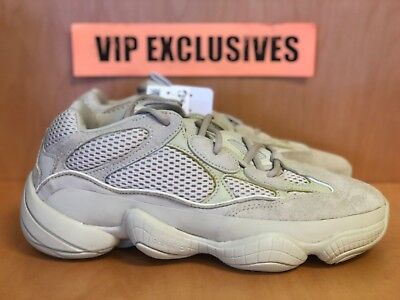 ec02fbe2e61 ADIDAS YEEZY 500 Super Yellow Moon Supermoon DB2966 100% Authentic ...