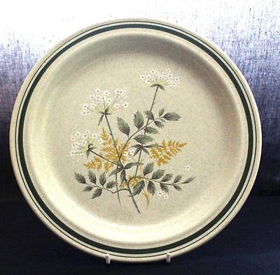 Royal Doulton Will of the Wisp LS1023 Pattern Dinner Plate 24.5cm Dia Ironstone