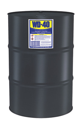 WD-40 55 Gallon Drum Multi-Use Product Lubricant Bulk Discount Made in USA