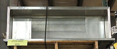 Perlick Stainless Steel Underbar Ice Bin with Cold Plate