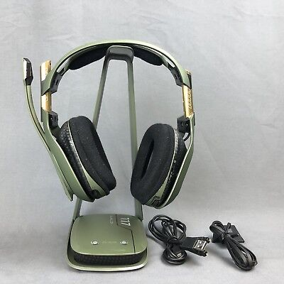 Astro A50 Gaming Headset Halo edition for PC, Xbox One, PS4