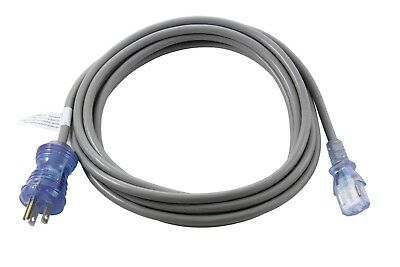 15ft Medical Grade Power Cord NEMA 5-15P to IEC C13 by AC WORKS™