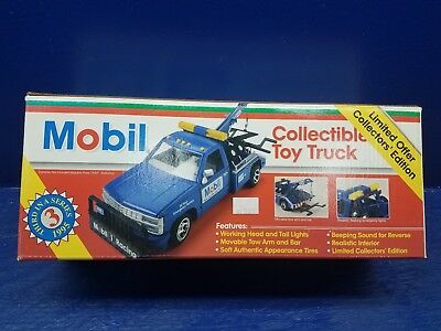 Mobile Collectible Toy Truck