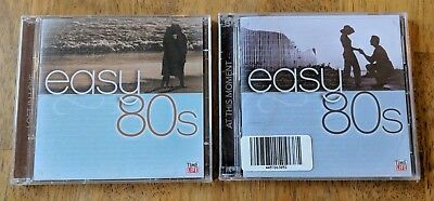 Time Life Easy 80s CD Lot - Lost In Love & At This Moment - BRAND NEW & SEALED!