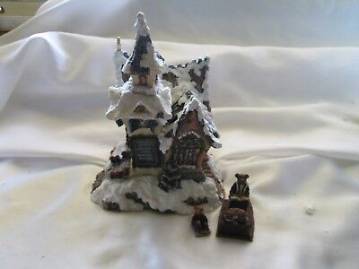 "Boyds Bearly Built Village "" St Nicholas Chapel"" 2002"
