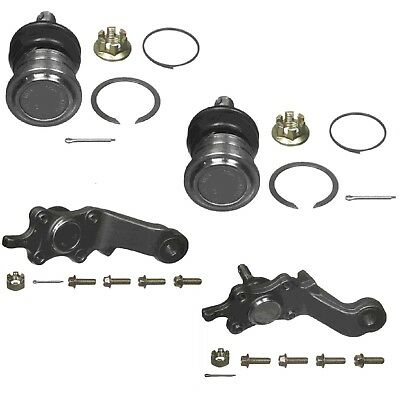 Front Upper & Lower Ball Joints For TOYOTA TACOMA (4WD) 1995-2004