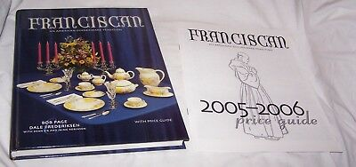 Franciscan-American dinnerware-HB w/out dj-Page, Frederiksen-1999-267 pages
