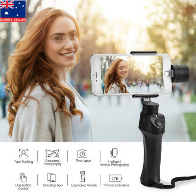 Freevision VILTA-M 3-Axis Handheld Gimbal Stabilizer For iPhone X 8 S9 S8 Note 8