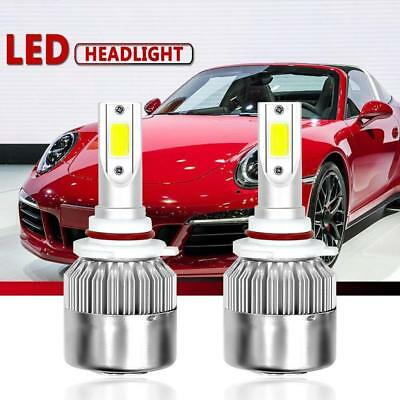 HB4/9006 Car LED Headlight Kit Bulbs Turbo Hi/Lo Beam Lamp 72W 6000K 8000LM US