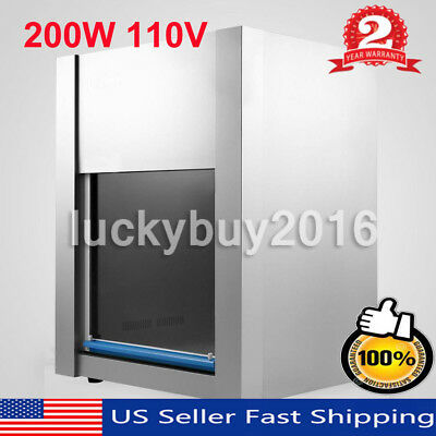 110V 50HZ HD-650 Horizontal Laminar Flow Hood 60CM Clean Bench Workstation