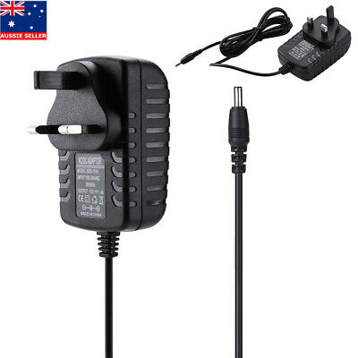 UK Plug 6.7FT Cord 2nd Generation Power Adapter Charger for Amazon Echo/ Fire TV
