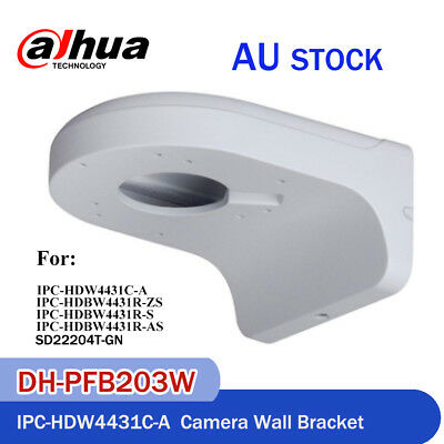 Dahua Wall Mount Bracket Base DH-PFB203W for IP Dome Camera IPC-HDBW4433C-A/R-ZS