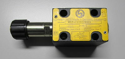 Parker WEF42A06E2G024 Hydraulikventil