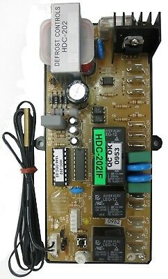 Hanwest Han-L62 Outdoor Unit Defrost Controller Hdc-202 Hdc-202-If Re391