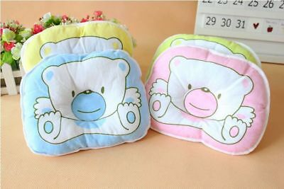 Infant Baby Newborn pillow Toddler Bedding Positioner Head Support Cushion