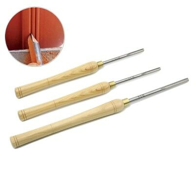 A2010 HSS Woodworking Wood Lathe Turning Woodturning Spindle Gouge Tools