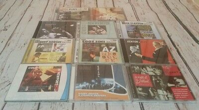 11 Big Band CD Albums (bundle, collection, job lot, Jazz) All in Good condition