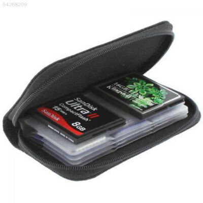 Camera Memory Card SD TF Card Storage Case Carrying Pouch Bags Holder Organizer