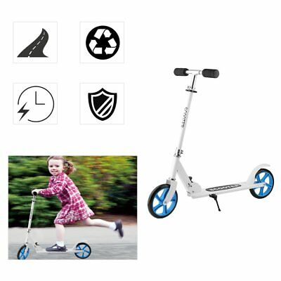 205mm Roues Scooter Roller Repliable Trotinette Freestyle Adulte Campus Urbain