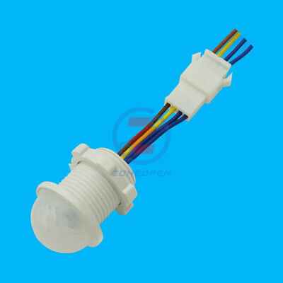 IR Infrared Body Motion Sensor Automatic LED Light Lamp Control Switch 220V