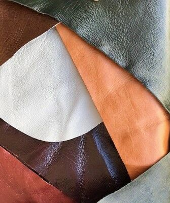 💯% real leather pieces, remnants & offcuts. 1kg for $30