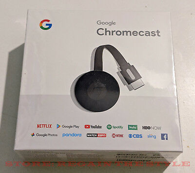 Google Chromecast HDMI Digitale Streamer Multimediale Originale ✔✔ ✔✔