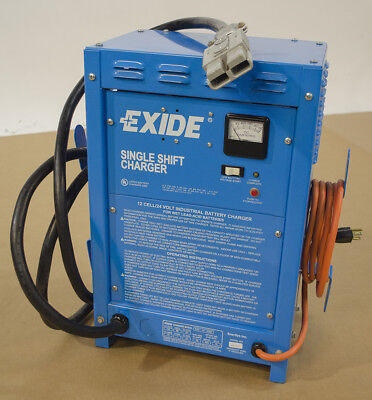EXIDE BATTERY CHARGER MODEL SSC-12-550Z, Used, Ships FREE in CONUS