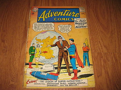 Adventure Comics  Comic Book Issue # 309  1St App Of Leigon Of Monsters