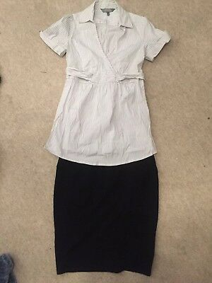 Maternity work clothes bundle size 10 New Look