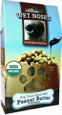 Wet-Noses Biscuit Co. 545415 Wet Noses Peanut butter-Mol 1.5 Oz. Trl