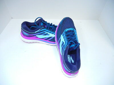 de7d9f53799d BROOKS WOMEN S GLYCERIN 15 Running Shoes Blue Purple New in the Box ...
