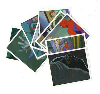 SPIDER-MAN stickers  (1995 Panini) $1.00 each.