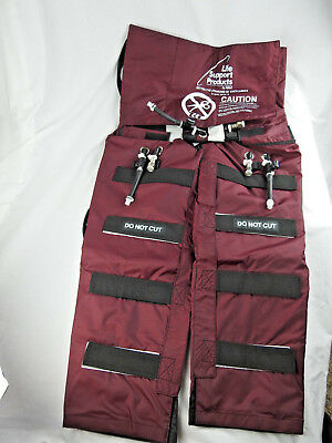 LIFE SUPPORT PRODUCTS Trauma Air Pants - Adult - New & Complete with Pump