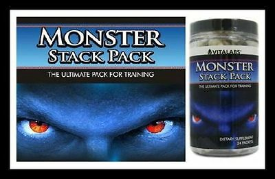 6 Pack Mass Stack Pack Strongest Muscle Bodybuilding Builder Get Ripped Gains #1