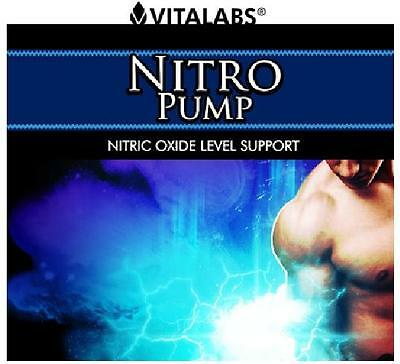 Xtreme Muscle Builder Nitro NO Pump Six Pack Body Building Workout Gain Abs 90