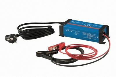 Chargeur De Batterie Microprocesseur  Victron  Blue Power Ip20 12 Volts 15A