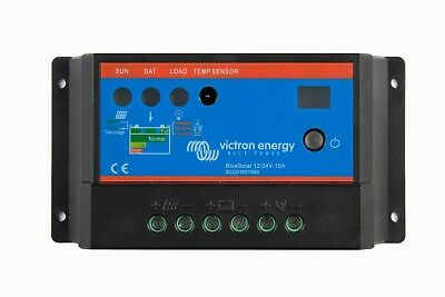 Controleur De Charge Victron 12/24 Volts 10A