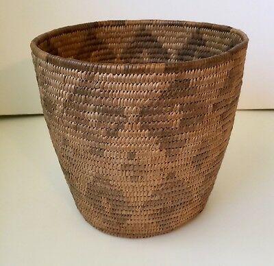 Pima Native American Indian Basket