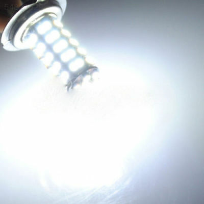 8FD3 NewHighQuality Xenon White H7 68 SMD LED Head Light Bulb for Car Vehicle