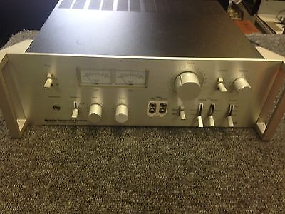MCS (MODULAR COMPONENT SYSTEMS) 3845  Amplifier SERVICED.