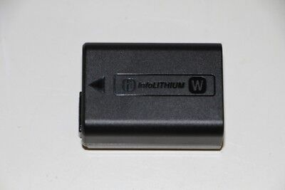 Genuine Sony NP-FW50 Lithium-Ion Rechargeable Battery