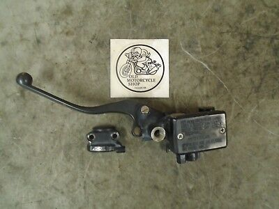 2006 Harley Davidson Fxstb Night Train Clutch Master Cylinder