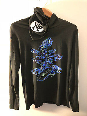 DEF CON 26 District Made long sleeve Hoodie