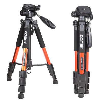 ZOMEI Q111 Aluminium Portable Travel Tripod for Canon Nikon Sony DSLR SLR Camera