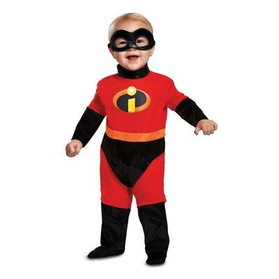 The Incredibles Classic Infant Costume, 12535, Disguise