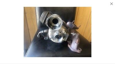 Vw Passat / Mk5 Golf / Audi A3 2.0 Tdi 2007 Bkp/Bkd Turbocharger - 03G253010J