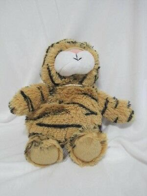 Intelex Warmies Tiger Jr Plush Lavender Scented Heat In Microwave